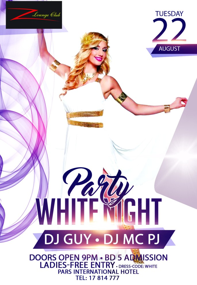 White Night Party