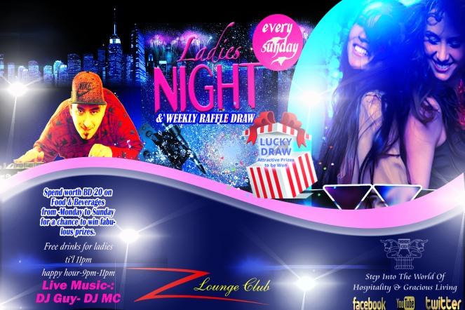LADIES NIGHT Z